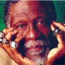 BILL RUSSELL 8X10 PHOTO BOSTON CELTICS BASKETBALL NBA WITH CHAMPION RINGS