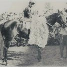 BEWITCH 8X10 PHOTO HORSE RACING PICTURE JOCKEY