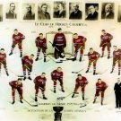 MONTREAL CANADIENS 1930-31 8X10 TEAM PHOTO HOCKEY NHL PICTURE STANLEY CUP CHAMPS
