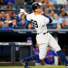 AARON JUDGE 8X10 PHOTO NEW YORK YANKEES NY BASEBALL PICTURE HR SWING MLB