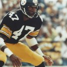 MEL BLOUNT 8X10 PHOTO PITTSBURGH STEELERS PICTURE NFL FOOTBALL