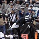 JAY AJAYI 8X10 PHOTO PHILADELPHIA EAGLES FOOTBALL PICTURE NFL TD CATCH