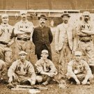 1884 NEW YORK GIANTS NY 8X10 TEAM PHOTO BASEBALL PICTURE MLB