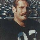 BEN DAVIDSON 8X10 PHOTO OAKLAND RAIDERS PICTURE NFL FOOTBALL CLOSE UP