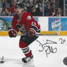 DANIEL PAILLE SIGNED 8X10 PHOTO HOCKEY BUFFALO SABRES NHL PICTURE AUTOGRAPHED