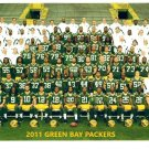 2011 GREEN BAY PACKERS 8X10 TEAM PHOTO FOOTBALL NFL PICTURE