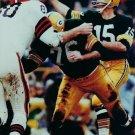 BART STARR 8X10 PHOTO GREEN BAY PACKERS NFL FOOTBALL VS BROWNS