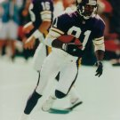 ANTHONY CARTER 8X10 PHOTO MINNESOTA VIKINGS PICTURE NFL