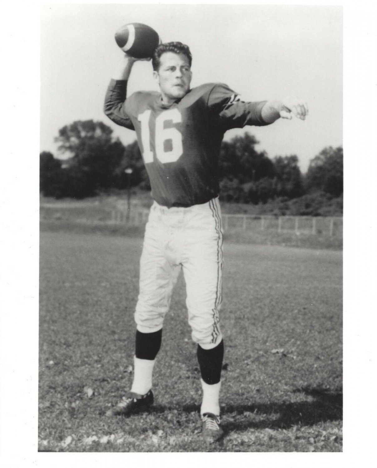 FRANK GIFFORD 8X10 PHOTO NEW YORK GIANTS NY PICTURE NFL FOOTBALL