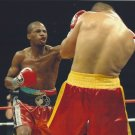 SHAWN GEORGE 8X10 PHOTO BOXING PICTURE RING ACTION