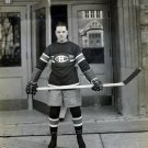 AURAL JOLIAT 8X10 PHOTO MONTREAL CANADIENS NHL PICTURE POSED