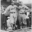 BILL McKECHNIE FRANKIE FRISCH 8X10 PHOTO ST LOUIS CARDINALS BASEBALL PICTURE MLB