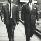 THE KRAY TWINS 8X10 PHOTO MAFIA ORGANIZED CRIME MOBSTER MOB PICTURE