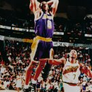 KOBE BRYANT 8X10 PHOTO LOS ANGELES LAKERS LA BASKETBALL NBA VS SONICS