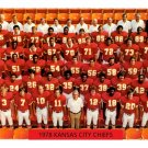 1978 KANSAS CITY CHIEFS 8X10 TEAM PHOTO FOOTBALL NFL PICTURE NFL KC