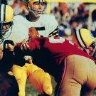 BART STARR 8X10 PHOTO GREEN BAY PACKERS NFL FOOTBALL VS 49ERS