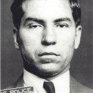 LUCKY LUCIANO MUG SHOT 8X10 PHOTO MAFIA ORGANIZED CRIME MOBSTER MOB PICTURE