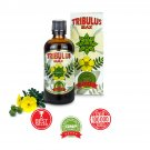 Tribulus Terrestris 100ml liquid extract Testosterone Booster Muscle Growth
