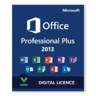 Office 2013 Professional Plus Activation Key Genuine + Download Link