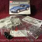 AMT Ertl Eckler Corvette 1/25th Scale Model Plastic Car Kit