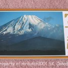 Japanese Postcard Booklet Mt. Fuji And The Five Lakes Japan