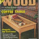 Better Homes And Gardens Wood Magazine September 1995 Issue No.81 Vol.12 No.6