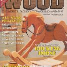Better Homes And Gardens Wood Magazine November 1995 Vol.12 No.8 Issue No.83