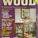 Better Homes And Gardens Wood Magazine April 1993 Vol 10 No. 3 Issue No. 60