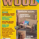 Better Homes And Gardens Wood Magazine June 1992 Vol 9 No. 4 Issue No. 52