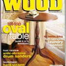 Better Homes And Gardens Wood Magazine February 2001 Vol.18 No.1 Issue No.130