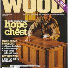 Better Homes And Gardens Wood Magazine June/July 2002 Vol.19 No.4 Issue No.142