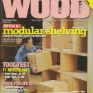 Better Homes And Gardens Wood Magazine September 2002 Vol.19 No.5 Issue No.143