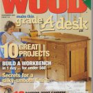 Better Homes And Gardens Wood Magazine November 2002 Vol.19 No.7 Issue No.145