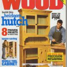 Better Homes And Gardens Wood Magazine March 2003 Vol.20 No.1 Issue No.147