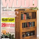 Better Homes And Gardens Wood Magazine June/July 2003 Vol.20 No.3 Issue No.149