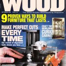 Better Homes And Gardens Wood Magazine September 2003 Vol.20 No.4 Issue No.150