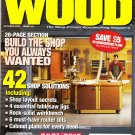 Better Homes And Gardens Wood Magazine October 2003 Vol.20 No.5 Issue No.151