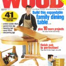 Better Homes And Gardens Wood Magazine November 2003 Vol.20 No.6 Issue No.152