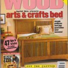 Better Homes And Gardens Wood Magazine October 2004 Vol.21 No.5 Issue No.158