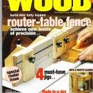 Better Homes And Gardens Wood Magazine November 2004 Vol.21 No.6 Issue No.159