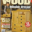 Better Homes And Gardens Wood Magazine Dec 2004/Jan 2005 Vol.21 No.7 Issue #160