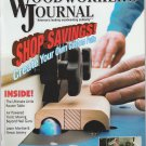 Woodworker's Journal Magazine May/June 2009 Volume 33, Number 3