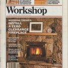 Canadian Workshop Magazine September 1986 Volume 9, Number 12