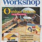 Canadian Workshop Magazine April 1994 Volume 17, Number 7