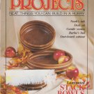 Weekend Woodworking Projects September 1991 Magazine Vol. 4 No. 5 Issue 23