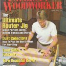 Rodale's American Woodworker Magazine April 1994 Issue No.37