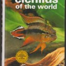 Cichlids of the World by Dr.Robert J.Goldstein hardcover Book USED