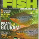 Aquarium Fish International Magazine June 2008