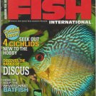 Aquarium Fish International Magazine August 2008