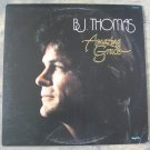 B.J. Thomas 1981 Vinyl LP Record Amazing Grace